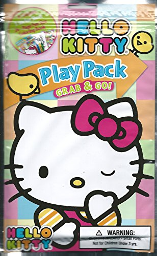 Hello Kitty Play Pack Grab & Go Happy Easter