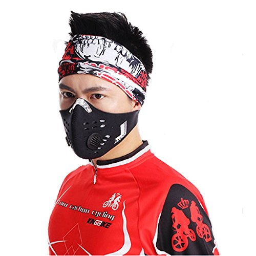 Senston-New-Style-Neoprene-Anti-Dust-Motorcycle-Bicycle-Cycling-Ski-Half-Face-Mask-Filter