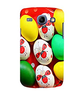 printtech Easter Eggs Bug Back Case Cover for Samsung Galaxy A8 / Samsung Galaxy A8 A800F