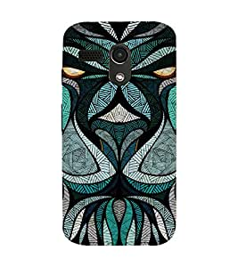 FIXED PRICE Printed Back Cover for Moto G