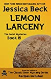 Lemon Larceny (The Donut Mysteries Book 15)