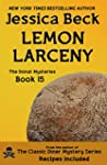 Lemon Larceny (The Donut Mysteries Bo...