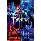 Poster - Trivium - Poster Live von Trivium