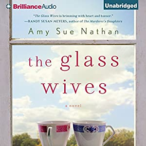 The Glass Wives Audiobook