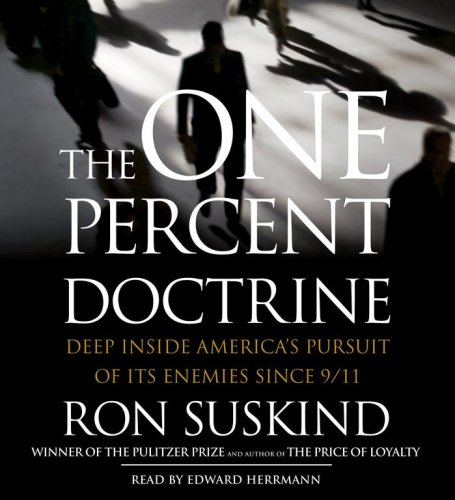 Untitled on Intelligence, RON SUSKIND