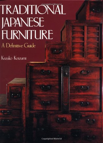 Download traditional japanese furniture by kazuko koizumi for Traditional japanese furniture