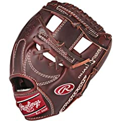 Rawlings PRM1125 Primo 11.25 Inch Middle Infield Baseball Glove by Rawlings