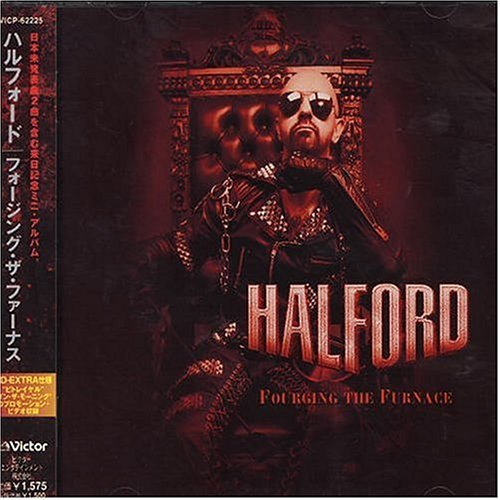 Forging the Furnace by Halford (2003-08-02)