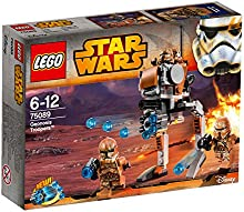 Comprar LEGO Star Wars - Set Geonosis Troopers, multicolor (75089)