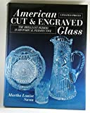 img - for American Cut and Engraved Glass: The Brilliant Period in Historical Perspective book / textbook / text book