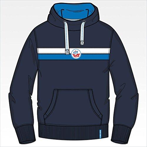 FC Hansa Rostock Herren Kapuzenpullover Größe S