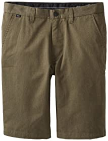 Fox Men's Essex Walkshort, Heather Fatigue, 34