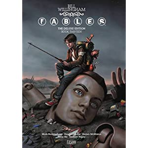Fables Deluxe Book 13