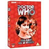 Doctor Who - Time-Flight [1982] / Arc of Infinity [1983] [DVD]by Peter Davison