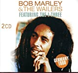 Bob Marley & The Wailers (featuring the I-Three) : Live in Concert 1980, Germany ~ 2 Cd set Digipak with foldout [Import] Compact Disc | Bob Marley-Reggae Music Cd
