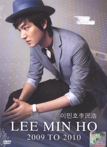 Lee Min Ho (From Boys over flower)(2DVD Digipak Set)
