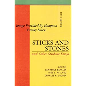 essay other stick stone student