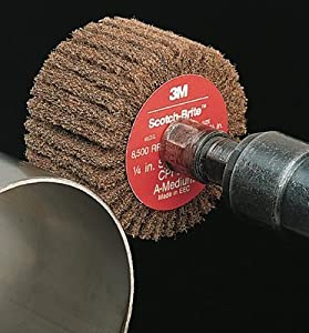 Scotch-BriteTM Flap Brush CPFB-S - 3m s/b 3x1-3/4 a md048011-05974