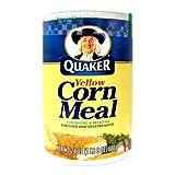 Quaker Yellow Corn Meal 24 OZ 680g
