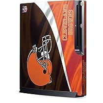 NFL Cleveland Browns Playstation 3 & PS3 Slim Skin - Cleveland Browns Vinyl Decal Skin For Your Playstation 3 & PS3 Slim