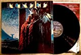 KANSAS Monolith LP Vinyl VG+ GF Cover, Sleeve VG+ Lyrics Sterling