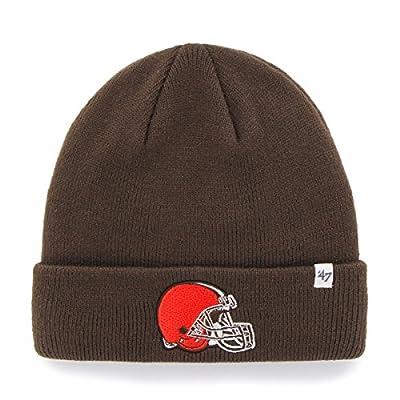 NFL 47 Brand Cuff Knit Beanie Cleveland Browns