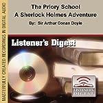 The Priory School: A Sherlock Holmes Adventure | Arthur Conan Doyle
