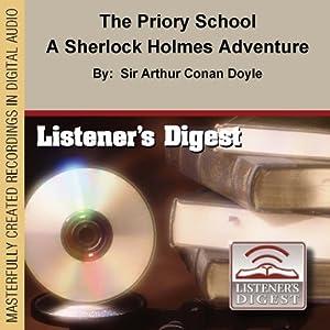 The Priory School Audiobook