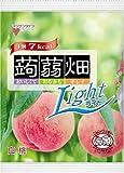 蒟蒻畑ライト 白桃味 24g×8個