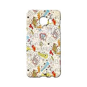 G-STAR Designer Printed Back case cover for Samsung Galaxy C7 - G3679