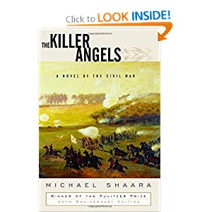 The Killer Angels: A Novel of the Civil War (Modern Library)