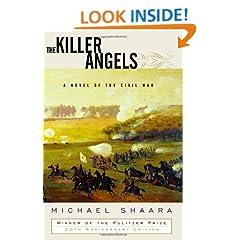 The Killer Angels: A Novel of the Civil War (Civil War Trilogy)