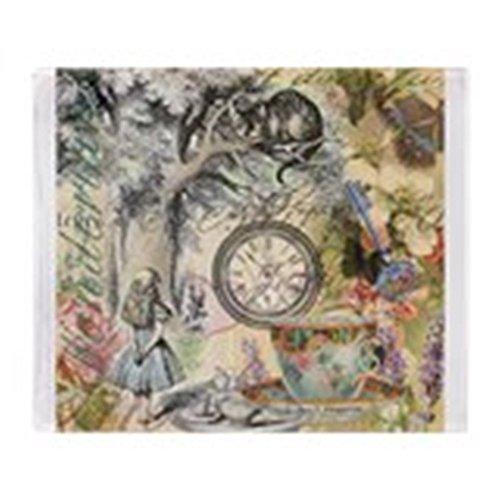 CafePress - Cheshire Cat Alice In Wonderland - Soft Fleece Throw Blanket, 50
