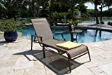 Patio Sling Chaise Lounge