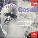 Bach : Les 6 suites pour violoncelle seul BWV 1007-1012