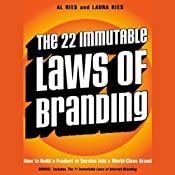 The 22 Immutable Laws of Branding | [Al Ries, Laura Ries]