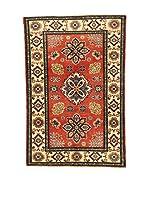 L'Eden del Tappeto Alfombra Uzebekistan Super Multicolor 95 x 149 cm
