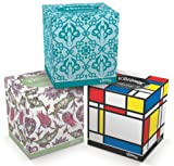 Kleenex KoTü Collection Tissue Box 56 Tissues per Box / Pack of 4