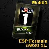 モービル1 Mobil1 エンジンオイル Mobil モービル ESP Formula 5W-30/5W30 1L缶(1リットル缶)