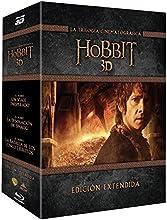 Trilogía Hobbit - Edición Extendida - Blu-ray 3D [Blu-ray]