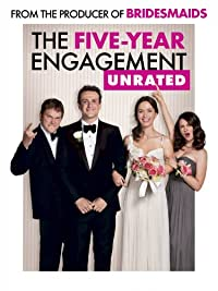 The Five-Year Engagement (2012) UNRATED