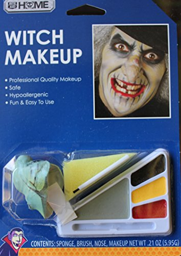 Witch Face Painting Kit