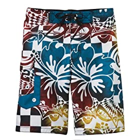 Mossimo® Multi Floral Swim Trunk