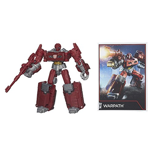 Transformers B1798AS0 Warpath Figure Combiner Wars (Transformers Tank compare prices)