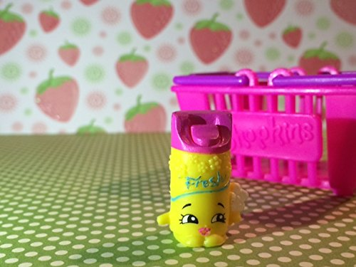 Shopkins Season 2 #2-099 Yellow Bree Freshner - 1