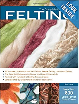 Photo Guide to Felting