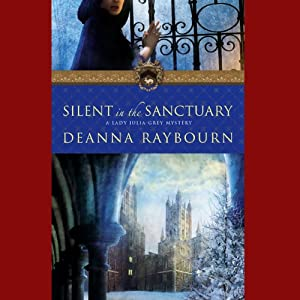 Silent in the Sanctuary Audiobook