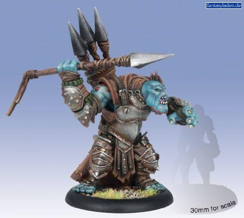 Privateer Press - Hordes - Trollblood: Impaler Model Kit
