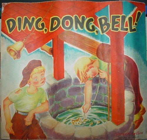 Ding, Dong, Bell! (Pop-Up), Geraldine Clyne