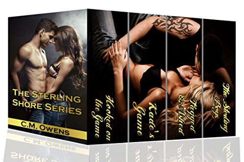 the-sterling-shore-series-a-four-book-special